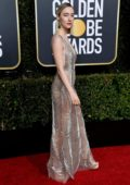 Saoirse Ronan attends the 76th Annual Golden Globe Awards held at The Beverly Hilton Hotel in Los Angeles, California