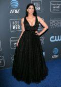 Sarah Silverman attends the 24th Annual Critics' Choice Awards at Barker Hangar in Santa Monica, California