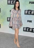 Vanessa Hudgens attends Fox hosts 'Rent' Press Junket at Fox Studio Lot in Century City, California