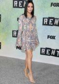 Vanessa Hudgens attends Fox hosts 'Rent' Press Junket at Fox Studio Lot in Century City, California