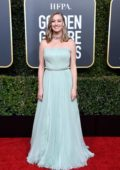 Yvonne Strahovski attends the 76th Annual Golden Globe Awards held at The Beverly Hilton Hotel in Los Angeles, California