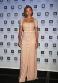 Amandla Stenberg attends 18th Annual HRC Greater New York Gala in New York City