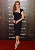 Amy Adams attends the BAFTA Nespresso Nominees Party in London, UK
