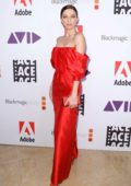Angela Sarafyan attends the 69th Annual ACE Eddie Awards in Beverly Hills, Los Angeles