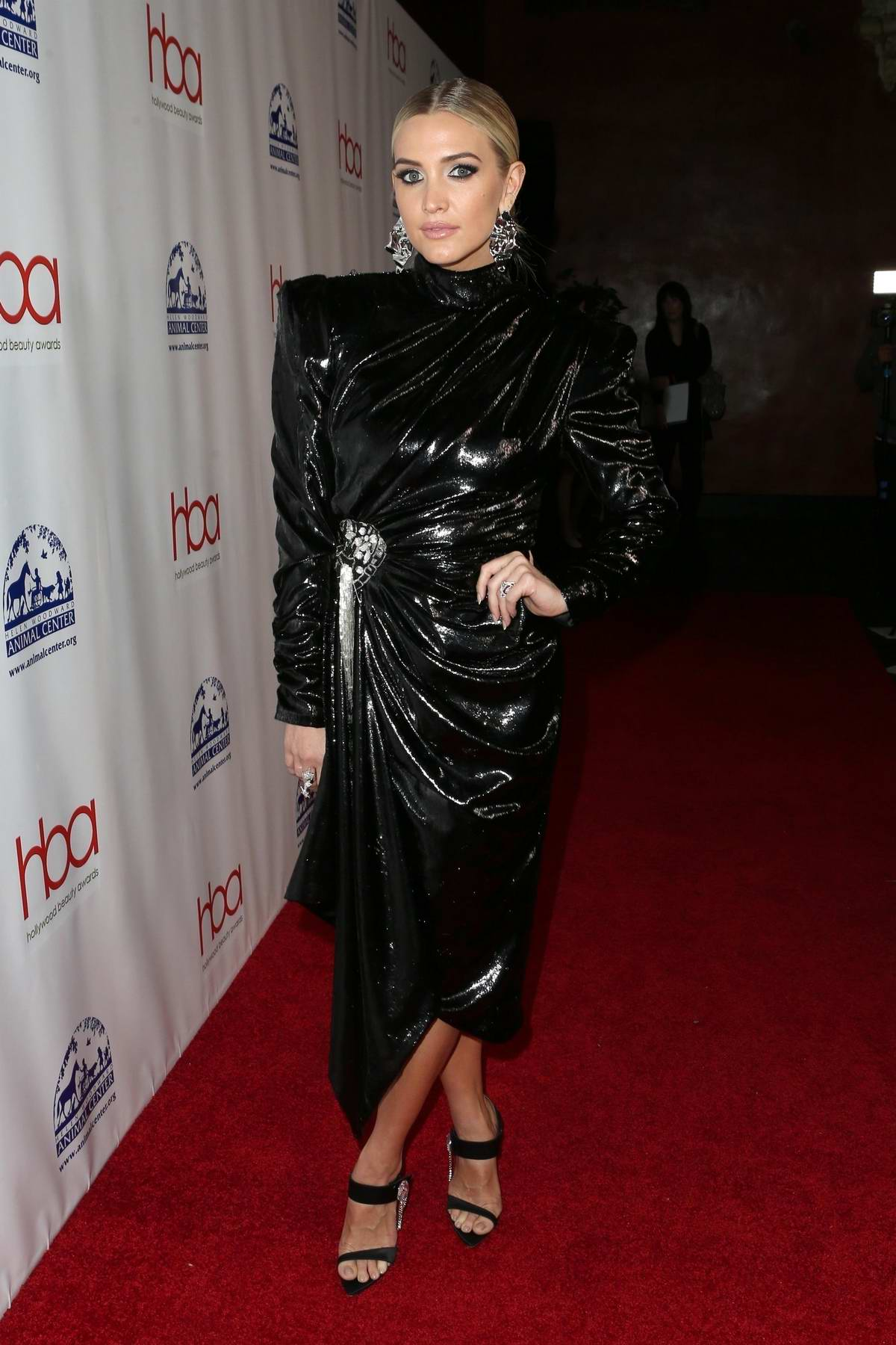 Ashlee Simpson attends the 5th annual Hollywood Beauty Awards held at the Avalon in Hollywood, California