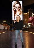 Ashley Benson at the Privé Revaux Dillard's Fashion Show Mall event in Las Vegas, Nevada