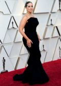 Ashley Graham attends the 91st Annual Academy Awards (Oscars 2019) held at the Dolby Theatre in Hollywood, California