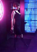 Bella Hadid at the 'Michael Kors x Bella Hadid Immersive Experience' in SoHo, New York City