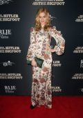 Caitlin Fitzgerald attends 'The Man Who Killed Hitler And Then Bigfoot' Premiere in Hollywood, California