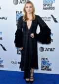 Chloe Grace Moretz attends the 34th Film Independent Spirit Awards in Santa Monica, California