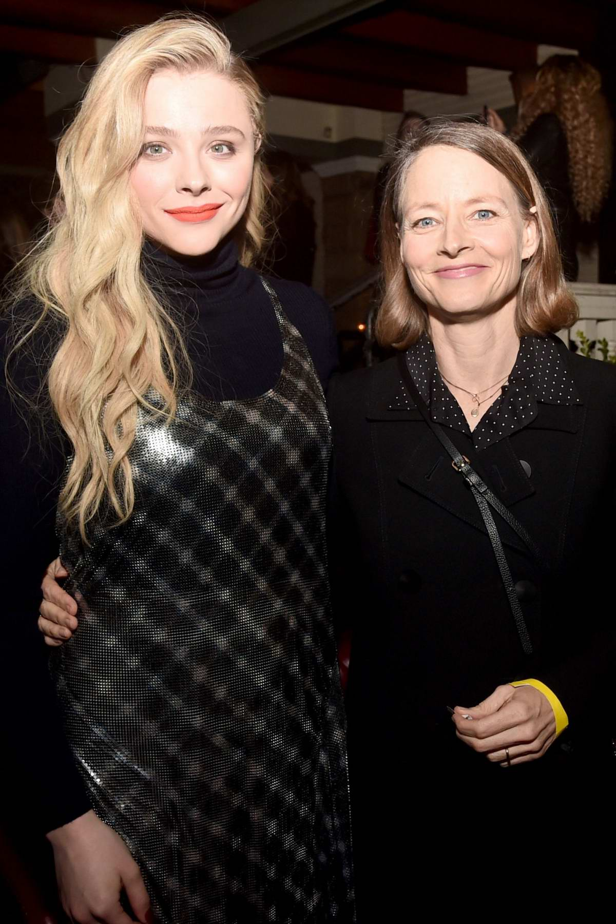 Chloe Grace Moretz attends the premiere after party of 'Greta' in Hollywood, California