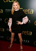 Chloe Grace Moretz attends the screening of her movie 'Greta' in New York City