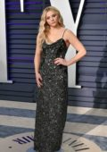 Chloe Grace Moretz attends the Vanity Fair Oscar Party at Wallis Annenberg Center for the Performing Arts in Beverly Hills, California