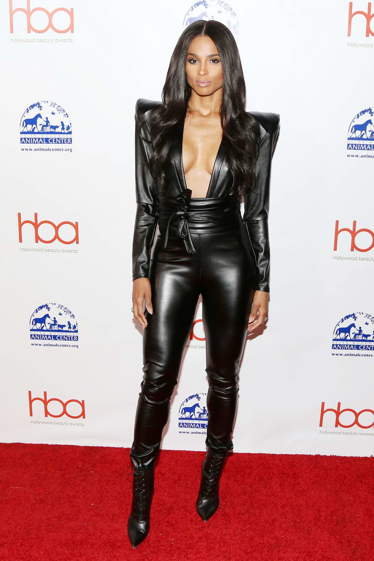 Ciara attends the 5th annual Hollywood Beauty Awards held at the Avalon in Hollywood, California