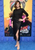 Cobie Smulders attends The LEGO Movie 2: The Second Part premiere at the Regency Village Theatre in Westwood, California