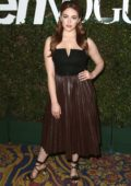 Danielle Rose Russell attends the Teen Vogue's 2019 Young Hollywood Party held at the LA Theatre in Los Angeles