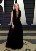 Dove Cameron attends the Vanity Fair Oscar Party at Wallis Annenberg Center for the Performing Arts in Beverly Hills, California