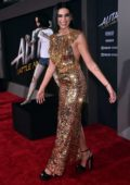 Dua Lipa attends the World Premiere of 'Alita: Battle Angel' at Westwood Regency Theater in Los Angeles