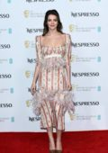 Ella Hunt attends the BAFTA Nespresso Nominees Party in London, UK