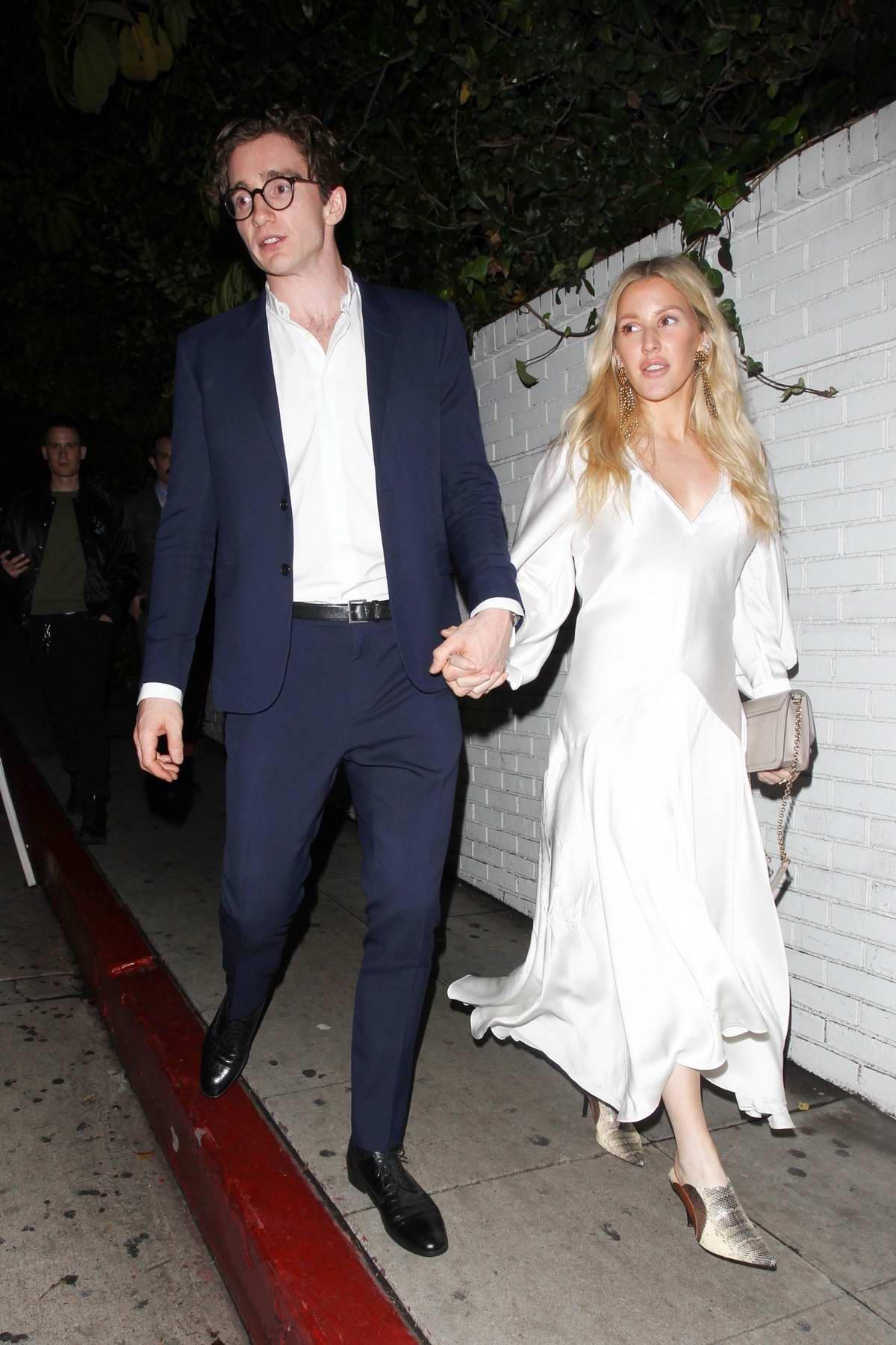Ellie Goulding dating som