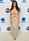 Emeraude Toubia attends the Freeform's TCA Winter Press Tour in Los Angeles