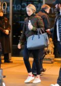 Emily Blunt And John Krasinski were spotted out and about In New York City
