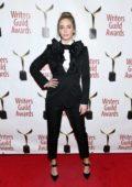 Emily Blunt and John Krasinski attends the 71st Annual Writers Guild Awards New York Ceremony at The Edison Ballroom in New York City