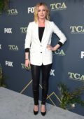 Emily VanCamp attends the Fox Winter TCA 2019 at The Fig House in Los Angeles
