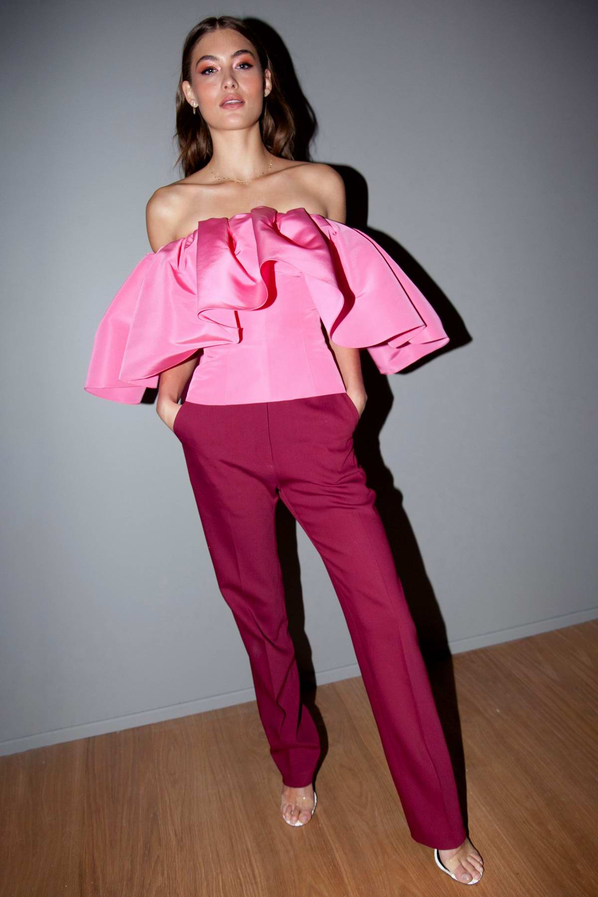 Grace Elizabeth at the opening of L'Avenue at Saks in New York City