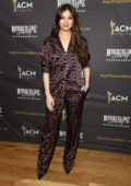 Hailee Steinfeld performs at the ACM Lifting Lives Presents: Borderline Strong Concert in Thousand Oaks, California