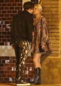 Halsey and Yungblud confirm their relationship with some PDA as they are spotted on a night out in Los Angeles