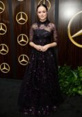 Hayley Orrantia attends the Mercedes-Benz USA Academy Awards Viewing Party At Four Seasons in Los Angeles