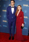 Isla Fisher attends the 71st Annual Directors Guild Of America Awards in Hollywood, California