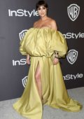 Jackie Cruz attends InStyle and Warner Bros Golden Globe After Party 2019 at Beverly Hilton Hotel in Beverly Hills, California