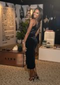 Jasmine Tookes makes an appearance at the Victoria's Secret New Bond Street store in London, UK