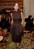 Jenna Coleman attends the Netflix 2019 BAFTA After Party in London, UK