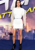 Jennifer Connelly attends the Alita: Battle Angel premiere at Odeon Leicester Square in London, UK