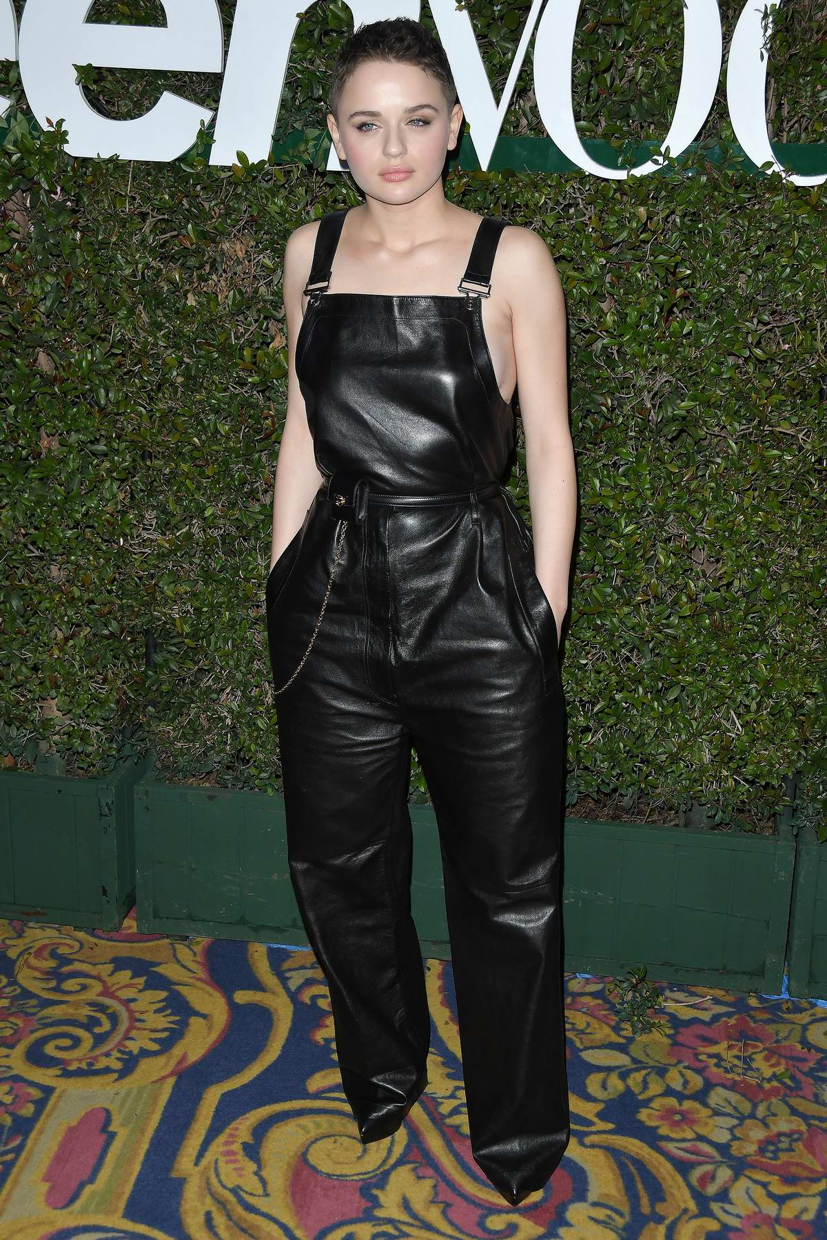 Joey King attends the Teen Vogue's 2019 Young Hollywood Party held at the LA Theatre in Los Angeles