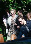 Katy Perry attends the Giorgio Armani Pre-Oscar Party in Los Angeles