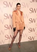 Kendall Jenner attends Stuart Weitzman Spring Celebration 2019 during New York Fasion Week in New York City