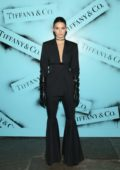 Kendall Jenner attends Tiffany & Co Modern Love Photography Exhibition in New York City