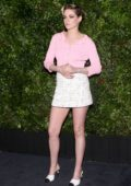 Kristen Stewart attends the Charles Finch and Chanel Pre-Oscar Awards Dinner 2019 at Polo Lounge in Los Angeles