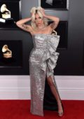 Lady Gaga attends the 61st Annual GRAMMY Awards (2019 GRAMMYs) at Staples Center in Los Angeles