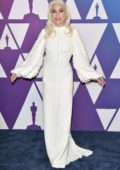 Lady Gaga attends the 91st Oscars Nominees Luncheon at The Beverly Hilton Hotel in Beverly Hills, California