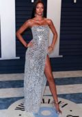 Lais Ribeiro attends the Vanity Fair Oscar Party at Wallis Annenberg Center for the Performing Arts in Beverly Hills, California