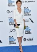 Lala Kent attends the 34th Film Independent Spirit Awards in Santa Monica, California