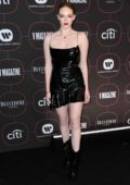 Larsen Thompson attends the Warner Music's Pre-Grammys Party at The NoMad Hotel in Los Angeles