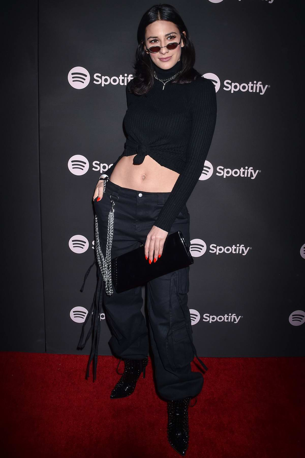 Lexy Panterra attends the Spotify 'Best New Artist 2019' Event at Hammer Museum in Los Angeles