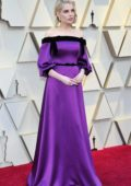 Lucy Boynton attends the 91st Annual Academy Awards (Oscars 2019) held at the Dolby Theatre in Hollywood, California
