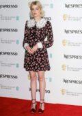 Lucy Boynton attends the BAFTA Nespresso Nominees Party in London, UK